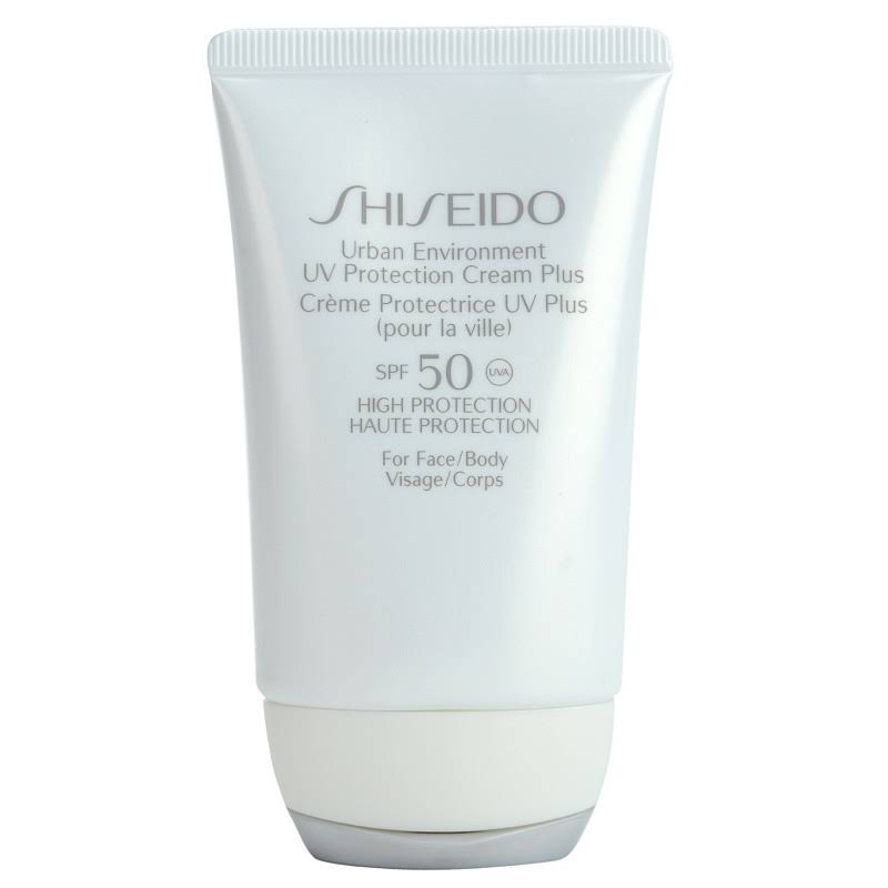 Shiseido - Urban Environment UV Protection Cream SPF 50 50ml