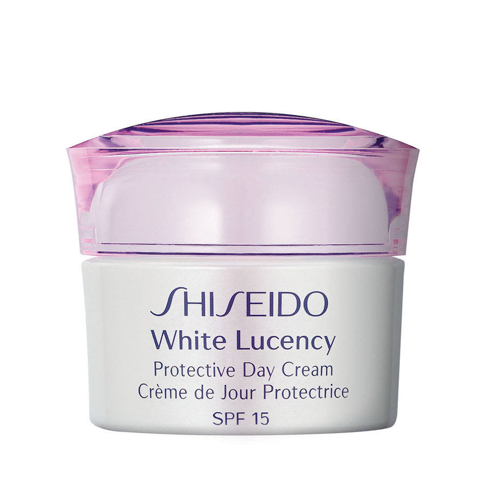 Shiseido White Lucency Protective Day Cream Moisturizing Cream 40 ml
