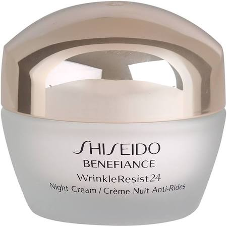 Shiseido Benefiance Wrinkle Resist24 Night Cream 50 ml