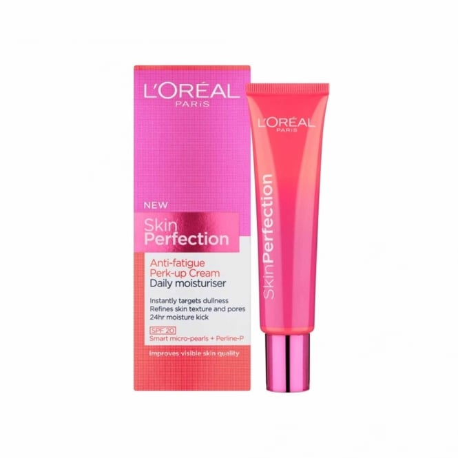 L'Oreal Skin Perfection Anti Fatigue Daily Moisturiser 35ml