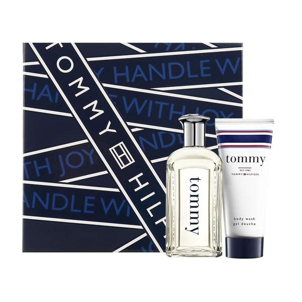 Tommy Hilfiger Tommy Men Gift Set 100ml EDT + 100ml Shower Gel