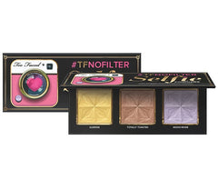 Too Faced Selfie Powder Palette - Look Incredible