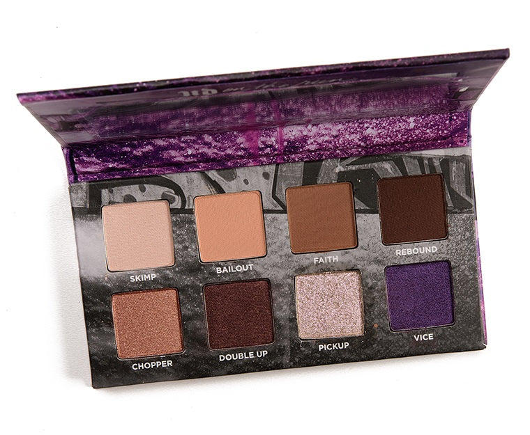Urban Decay On The Run Eyeshadow Palette - Bailout