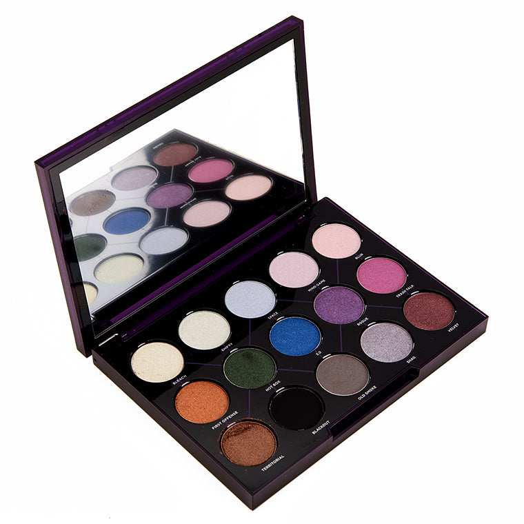 Urban Decay Distortion Eyeshadow Palette