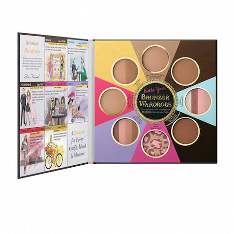 Too Faced The Little Black Book Of Bronzers - smartzprice - 1