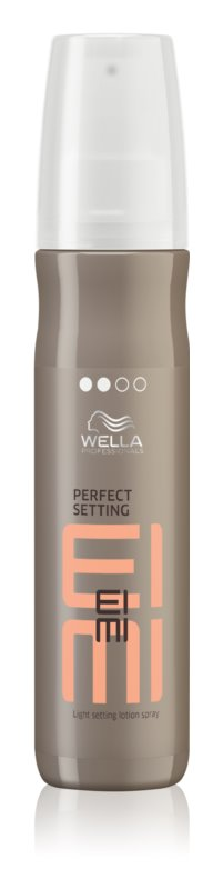 Wella Professionals Eimi Perfect Setting Fixation Spray for Shiny and Soft Hair 150ml