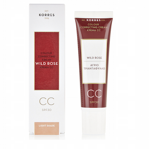 Torres Colour Correcting CC Cream Wild Rose 30ml - smartzprice