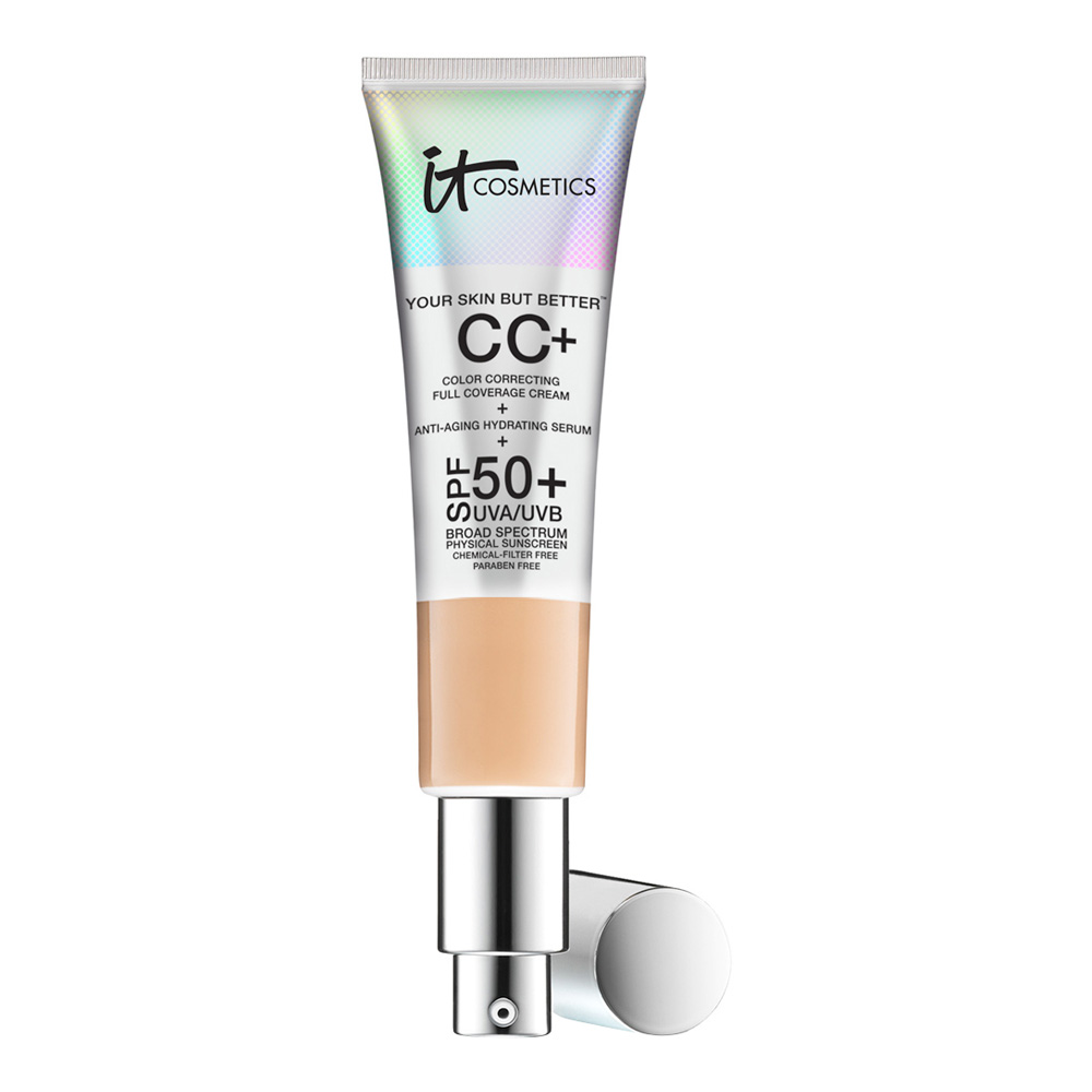 IT Cosmetics Your Skin But Better CC+ SPF 50+ cream