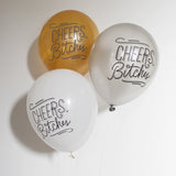 Cheers Bitches Balloons