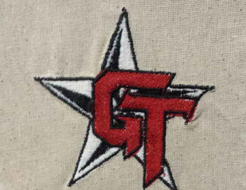 GT Logo Embroidery