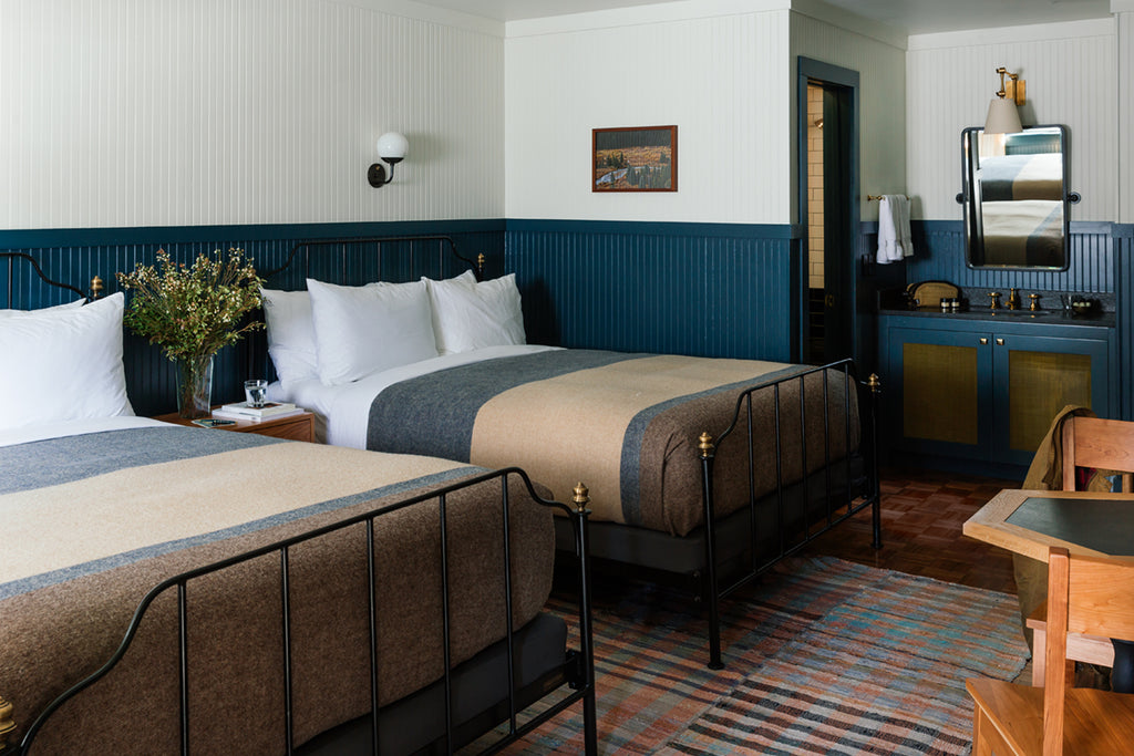 Travel Inspiration : Anvil Hotel, Jackson, USA
