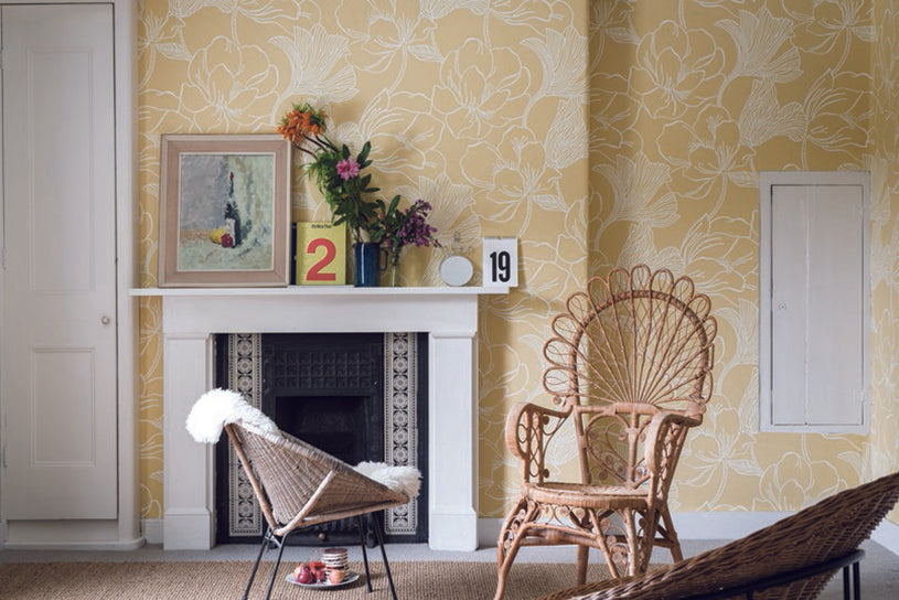 Farrow & Ball's New Wallpapers for 2017