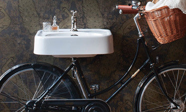 Home Accessories : Bike as Basin