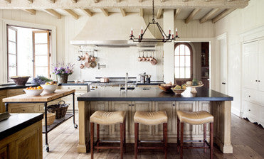 Home Inspiration : Relaxed Rustic Vibes at Blackberry Farm