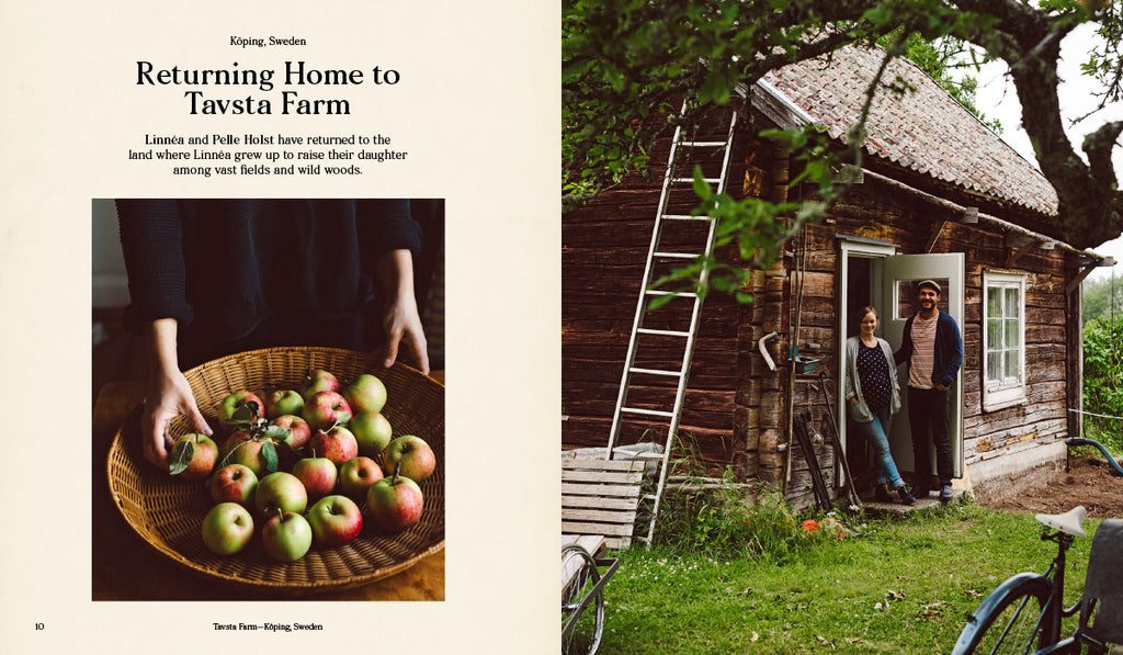 New Book : Farmlife - From Farm to Table and New Country Culture by Gestalten