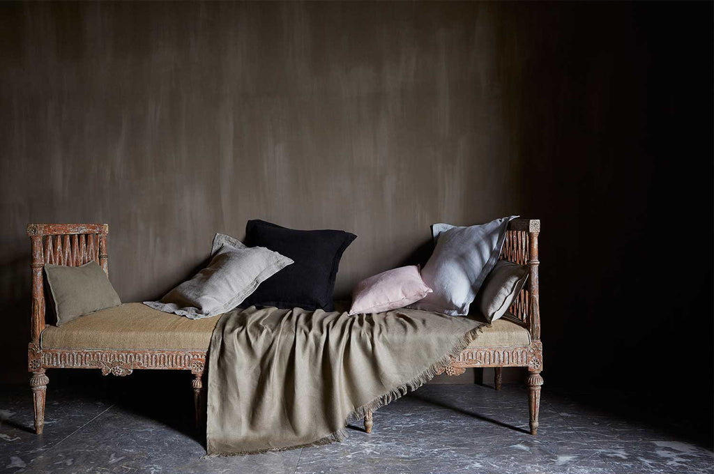 Zara Home's New Linen Collection