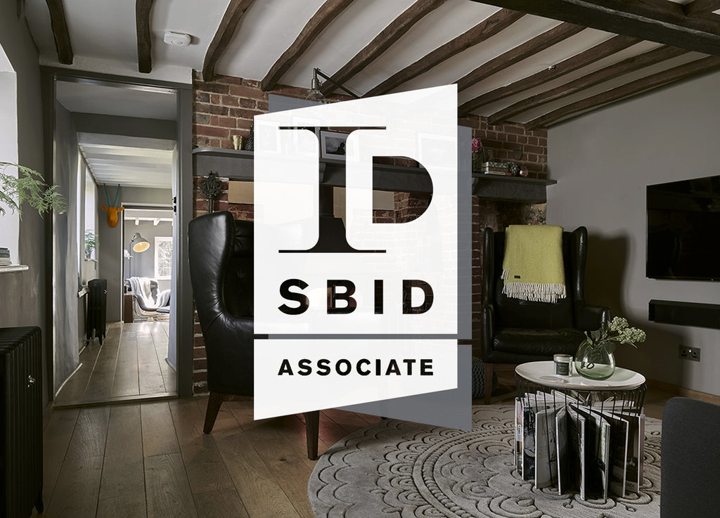 Studio News : We are SBID accredited