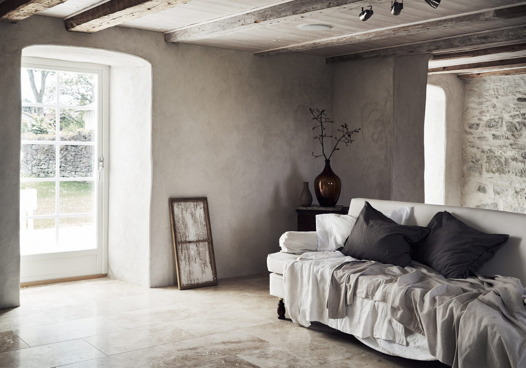 Home Inspiration : Serene Swedish Country House