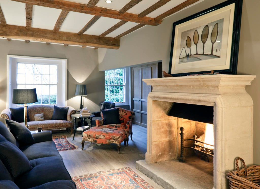 Home Inspiration : Gorgeous Stone in Country House