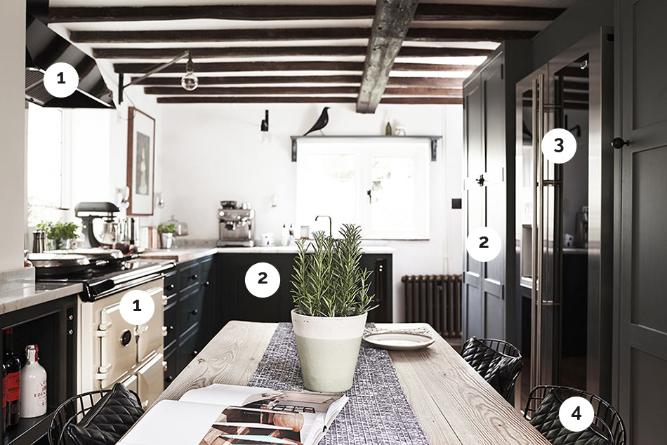 Interiors Sourcing : Thatched Cottage Kitchen Project