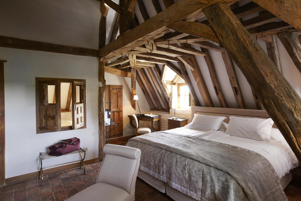 Travel Inspiration : Hotel La Borde, Burgundy, France
