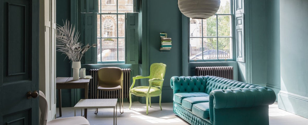 Farrow & Ball's Nine New Colours