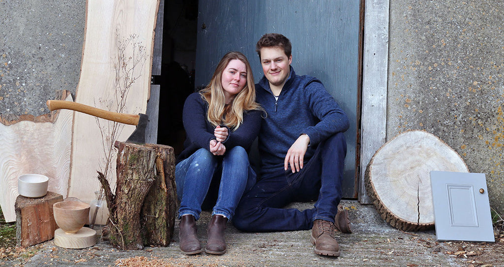 Interview Series : Be Inspired with Rhiannon & Jamie of Atelier Cabinet Makers