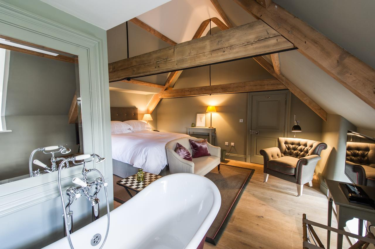 Thyme hotel spa and restaurant in the Cotswolds