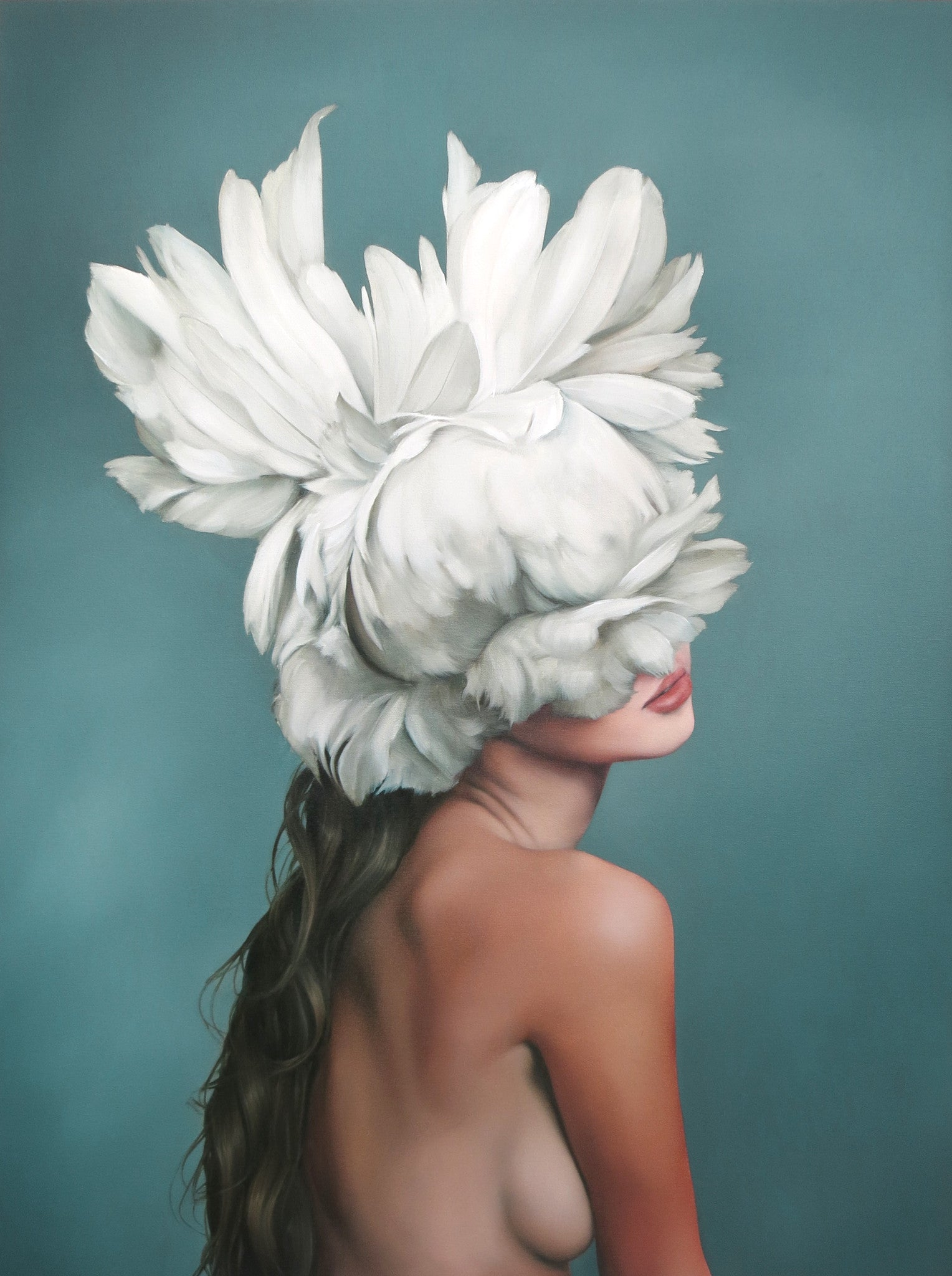 Were Fawning Over The Mythical Art Of Amy Judd Fawn