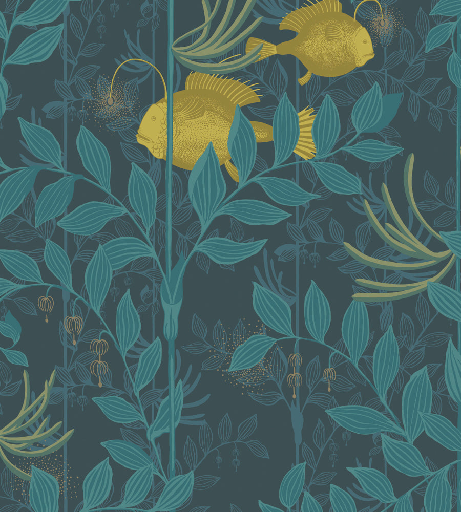 Cole and Son Whimsical Nautilus Wallpaper