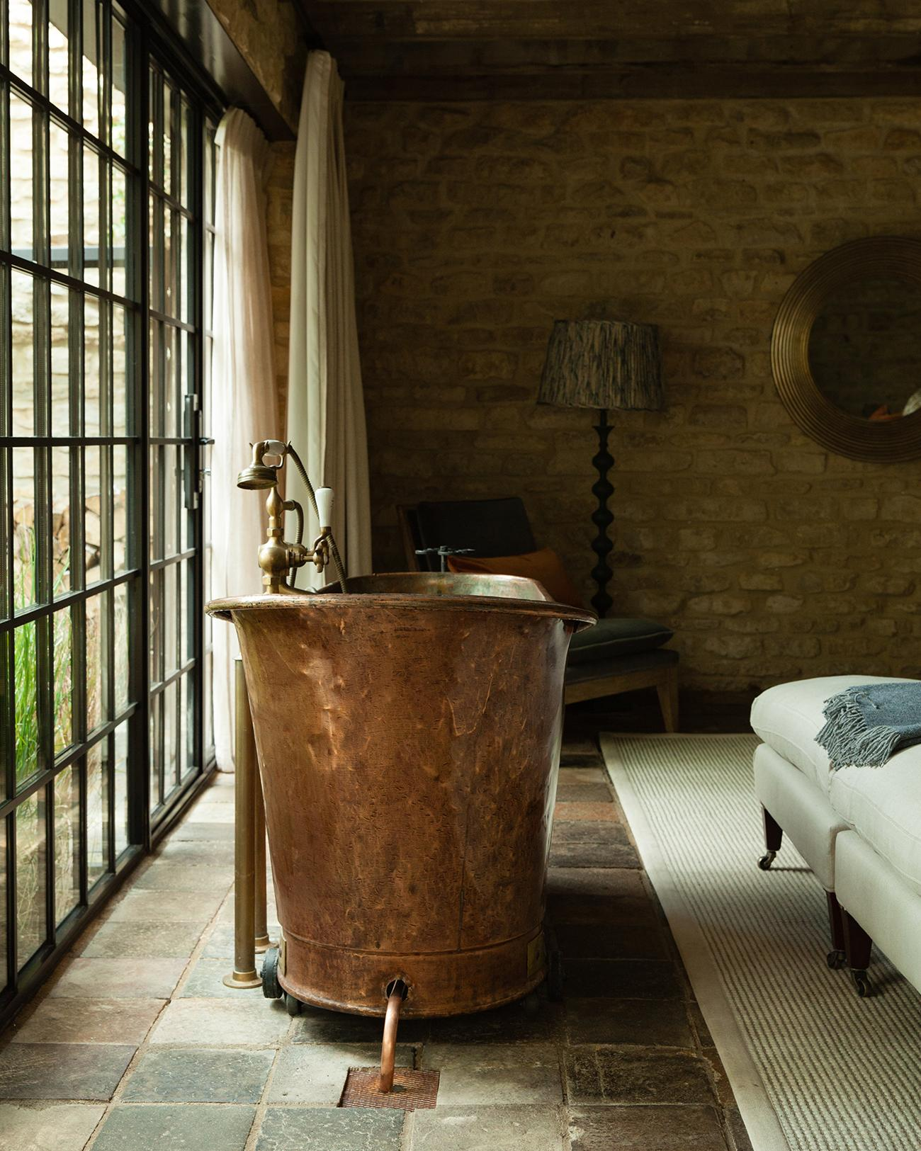 Donna Air barn conversion Cotswolds Oka