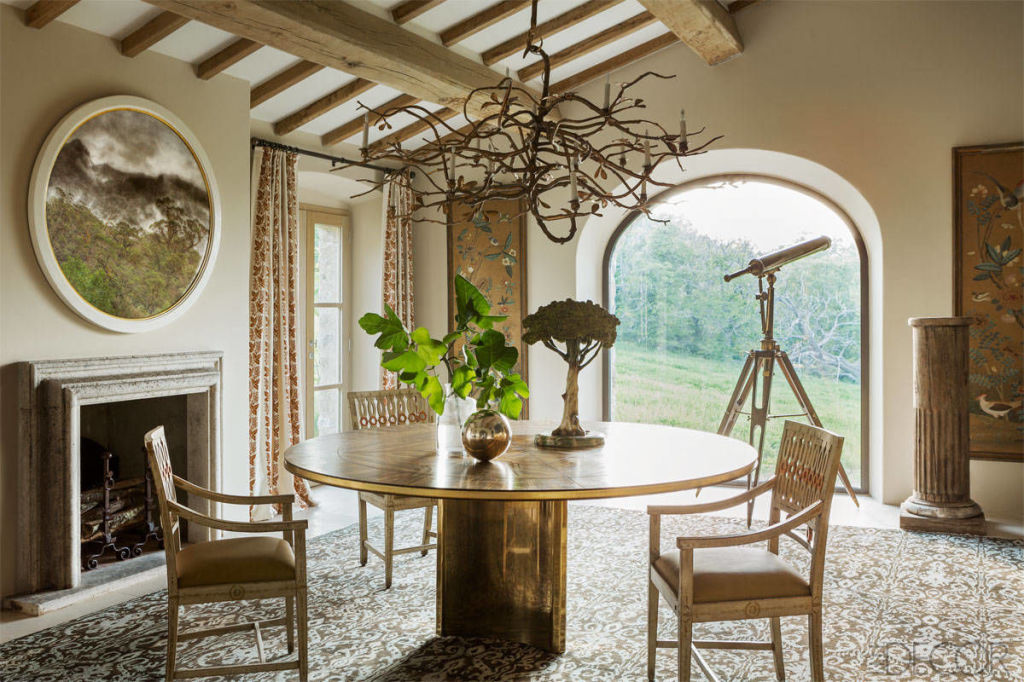 17th-century Italian country farmhouse