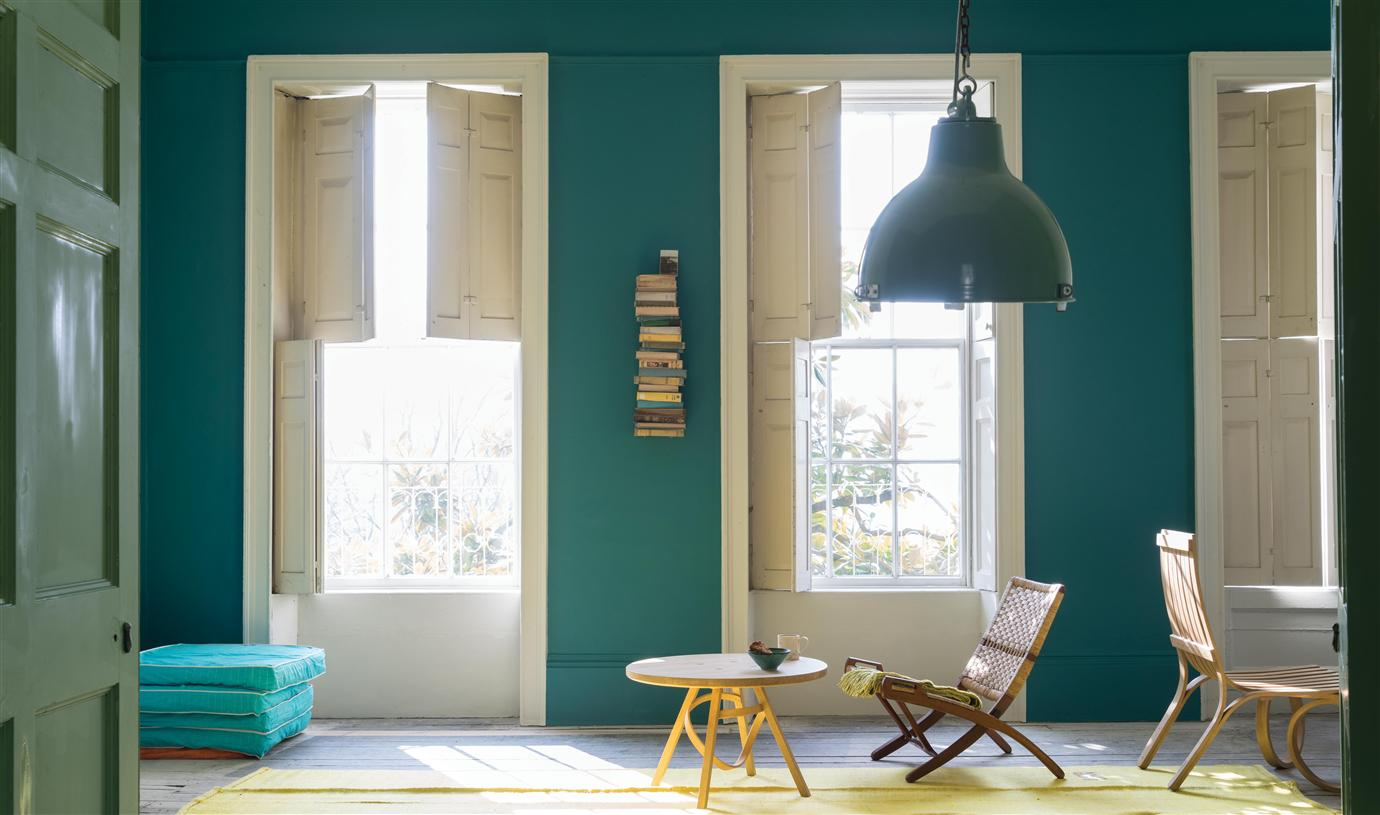 Farrow and Ball's Vardo