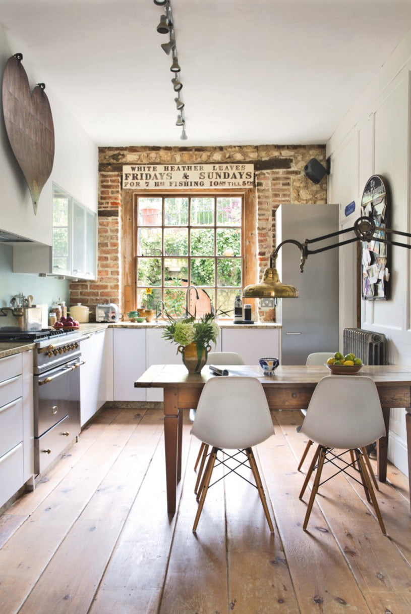 Kitchen from Homes and Antiques