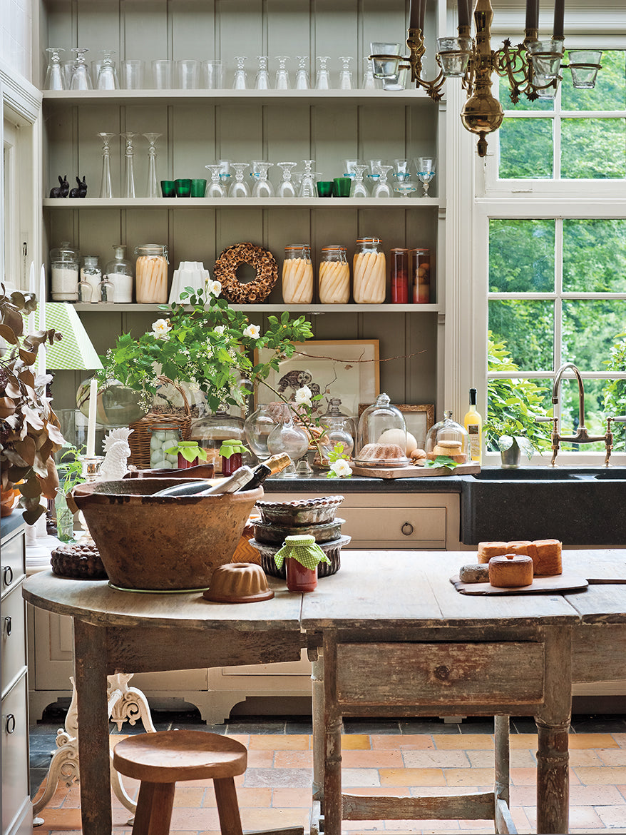 Kitchen from Milieu Magazine