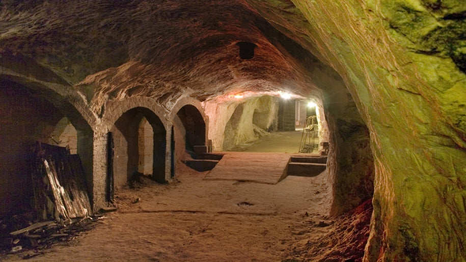 Reigate caves