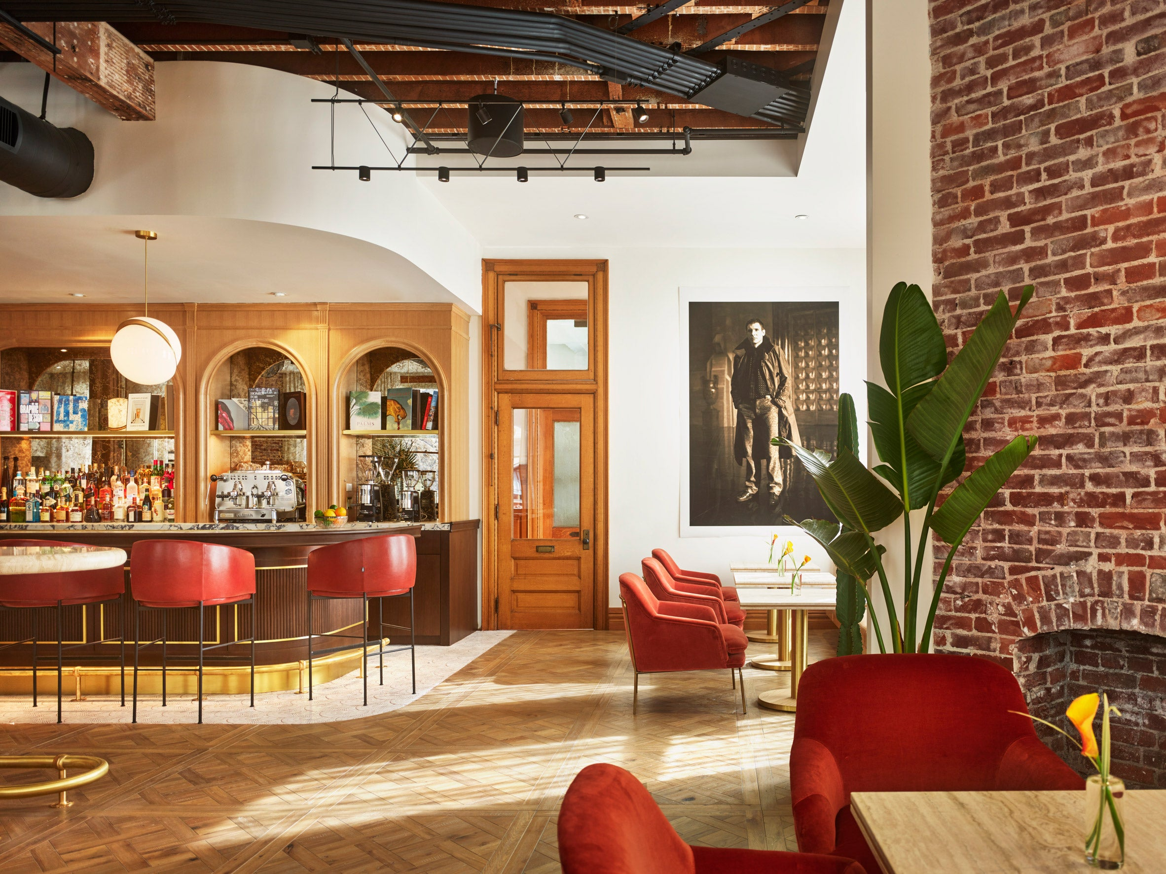 NeueHouse coworking space in Los Angeles