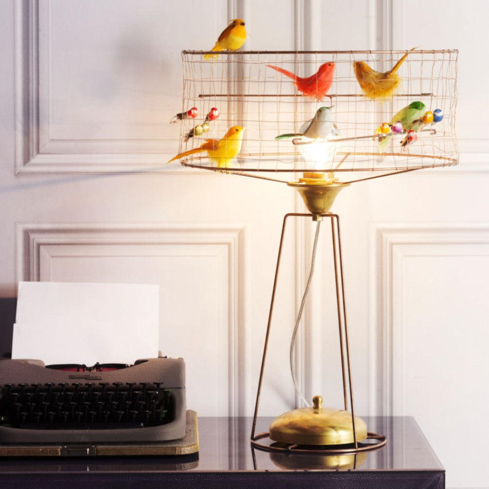 The Gorgeous Volieres Bird Cage Series Is Available In Numerous Options 2 Sizes Of Chandelier A Table Lamp Floor And Mini Version