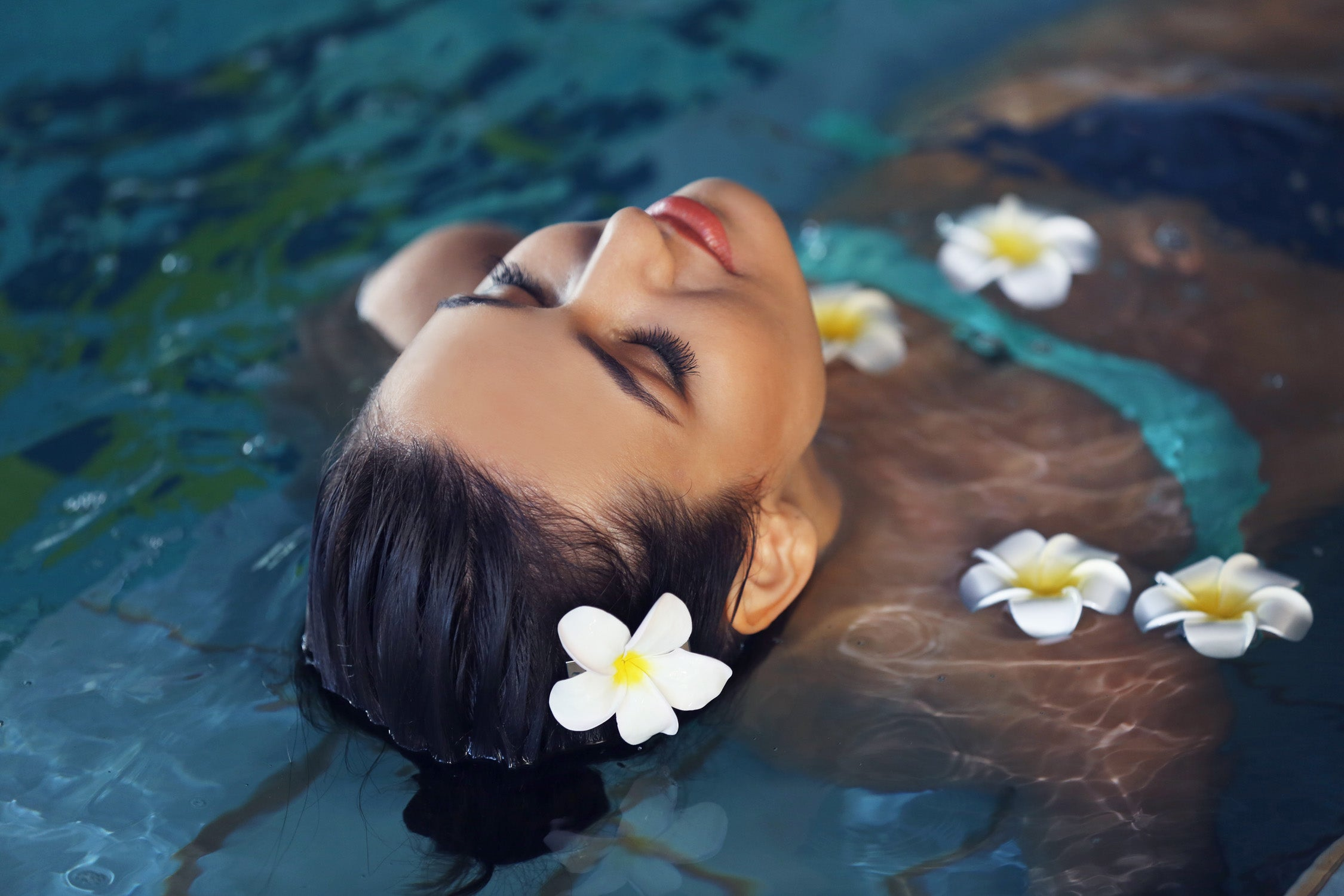 Flotation therapy spa