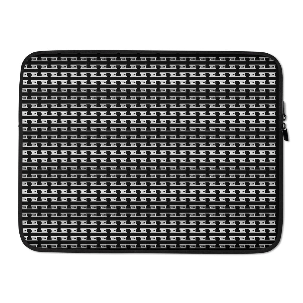 Drumcode Pattern Laptop Sleeve