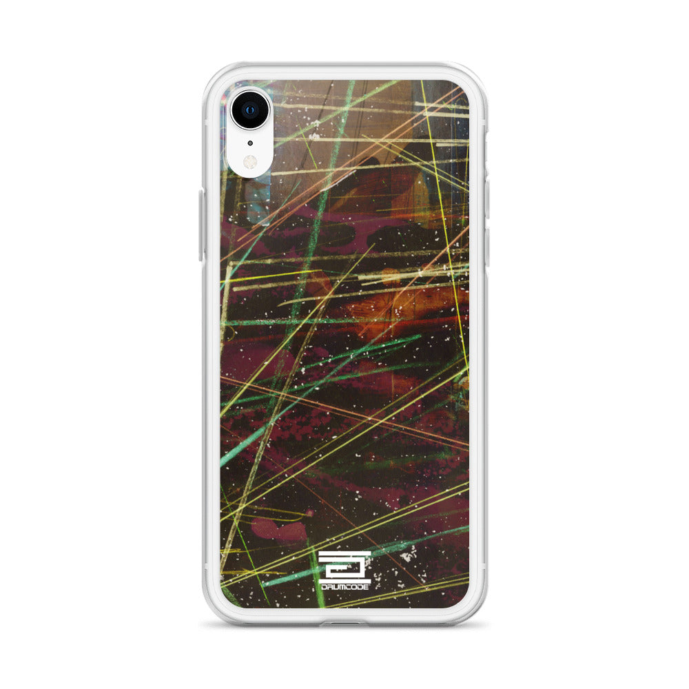 Galactic Highways - iPhone Case