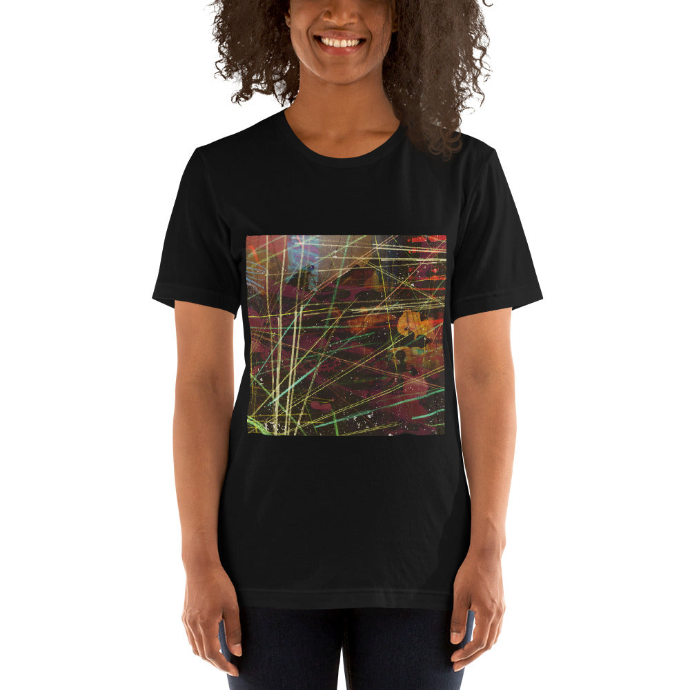 Galactic Highways - Unisex Tee