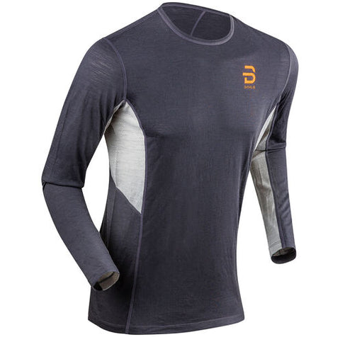 Dahlie Men's Training Wool Long Sleeve
