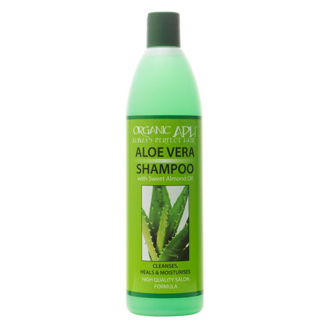 Always Perfect Hair | APH | Aloe Vera Shampoo 500ml - Beauty Hair Direct