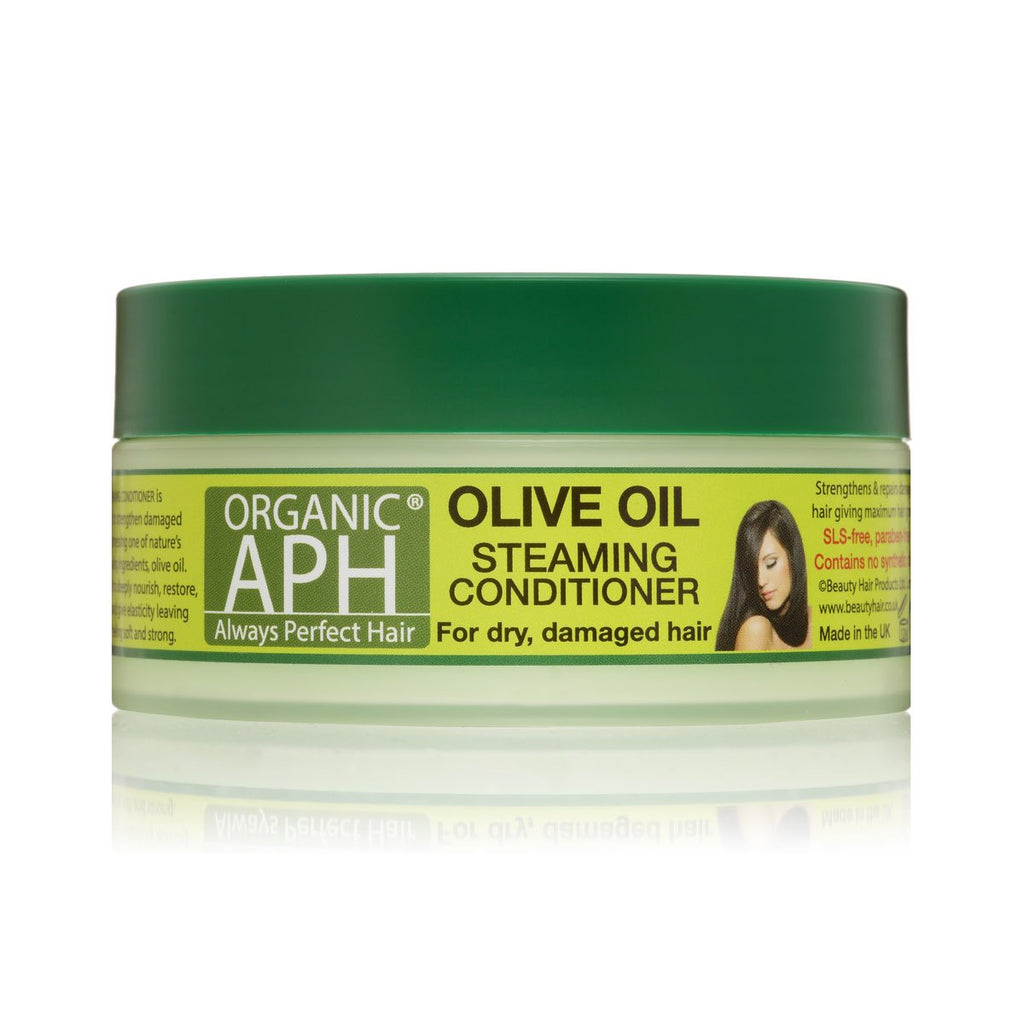 Always Perfect Hair | APH | Olive Oil Steaming Conditioner 200 ml - Beauty Hair Direct
