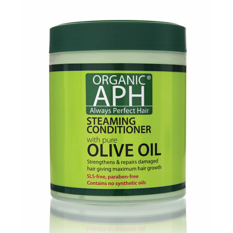 Always Perfect Hair | APH | Olive Oil Steaming Conditioner 1000ml - Beauty Hair Direct