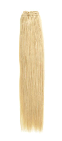 "American Pride Euro Weave Human Hair Extensions 18"" Blondie Blonde (22) - Beauty Hair Direct"