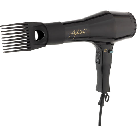Aphrodite Professional Hair Dryer Super Shot 2000 - Beauty Hair Direct