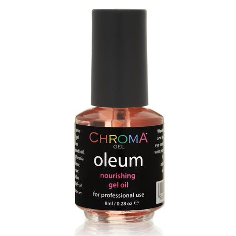 Chroma Gel Oleum Nourishing Oil 8ml - Beauty Hair Direct