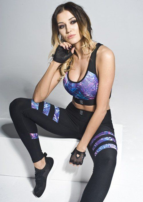 JUNGLE SPORT BRA